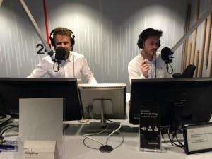 """Radio24syv bragte i deres """"24syv Morgen"""" et indslag om det nye uovervindelige pokerprogram, hvor jeg var inviteret til at deltage."""